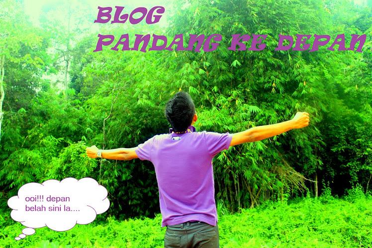Blog Pandang Ke Depan