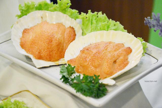 Hotate Mentaiyaki (2pcs) - RM10.99