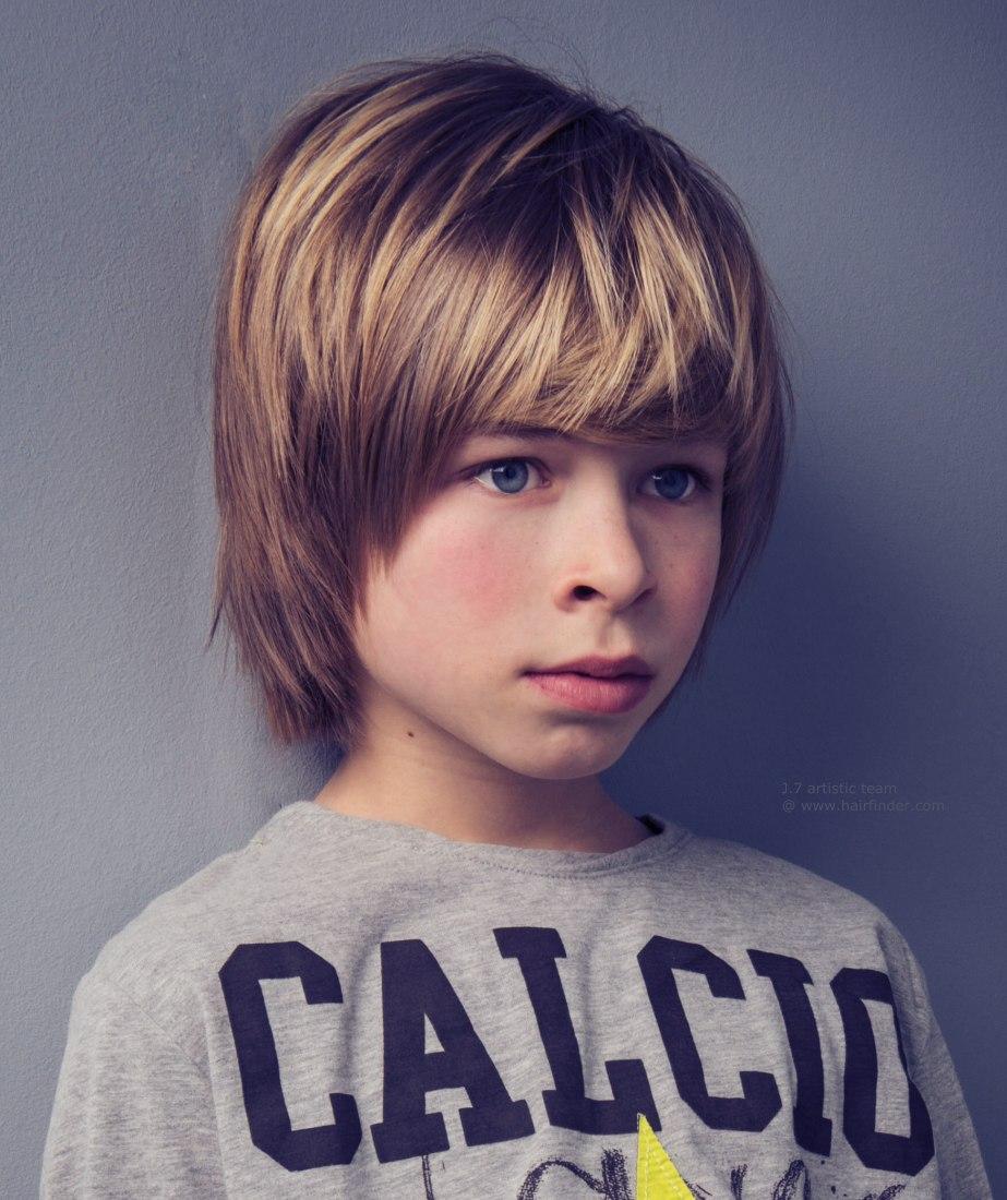 Модные прически для подростка на средние волосы