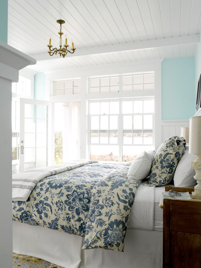 coastal style elegant bedrooms. Black Bedroom Furniture Sets. Home Design Ideas