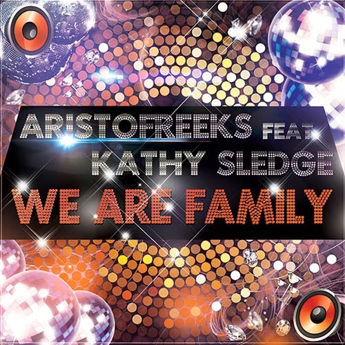 Artistofreeks featuring Kathy Sledge release We are Family Remixes