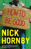 How to be Good by Nick Hornby book cover