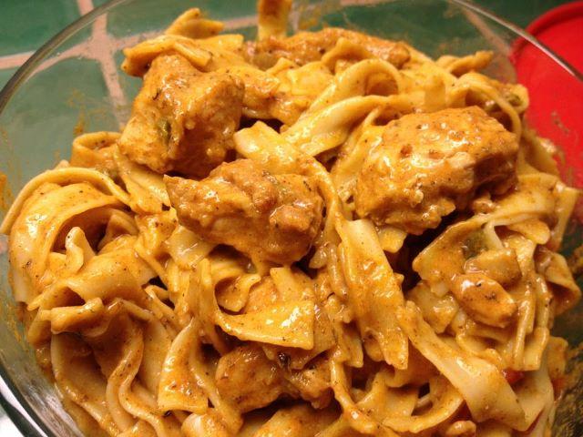 Chicken Paprikash Paprice