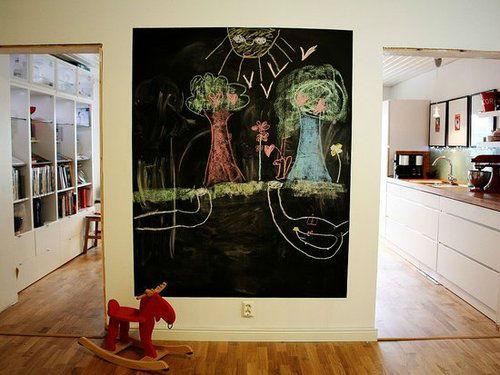 32 idéias para levar quadro de recados para decoração de sua casa