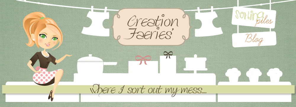 Creation Faeries: Sorting Piles
