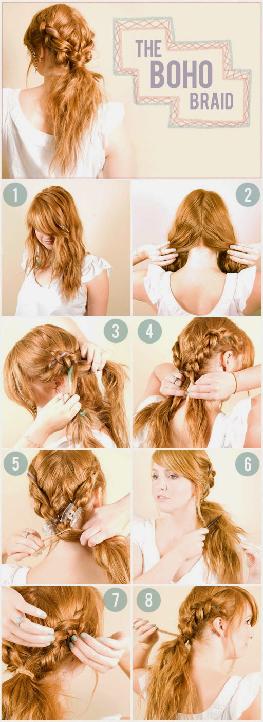15 Hairstyles for Curly Hair