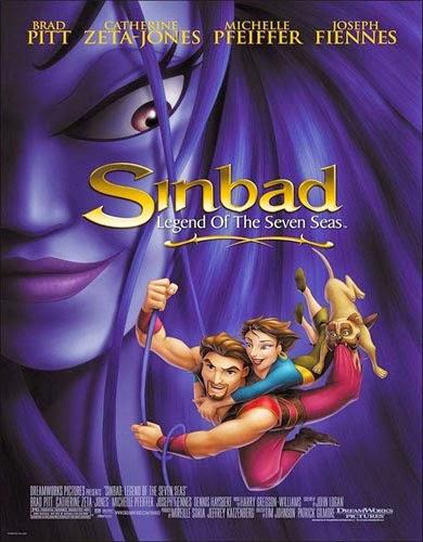 Ver Simbad: la leyenda de los siete mares (2003) Online