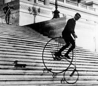 Ciclismo del ayer