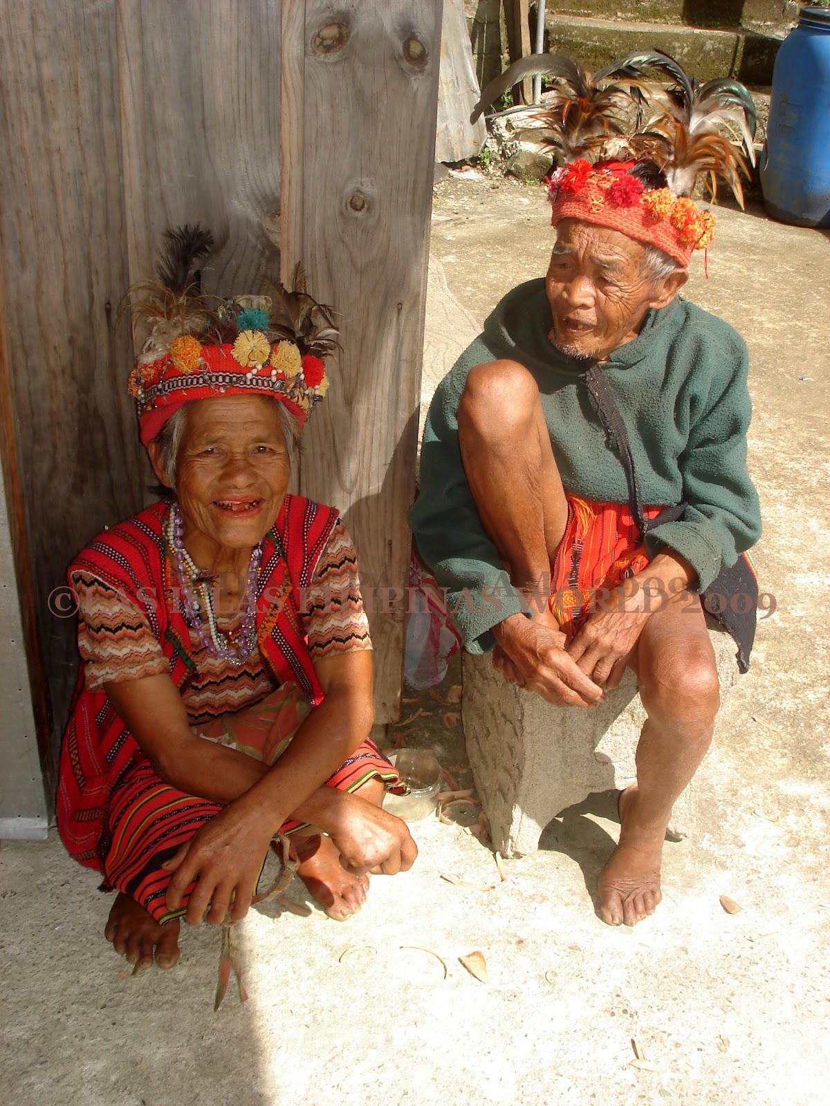 Native Filipino People The Filipino Natives That