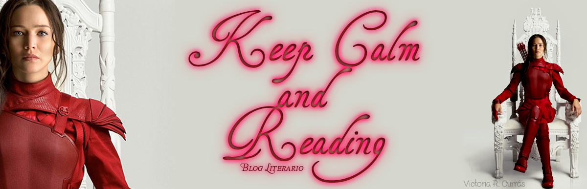 keep calm & reading