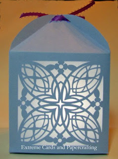 tea light lantern or candy box