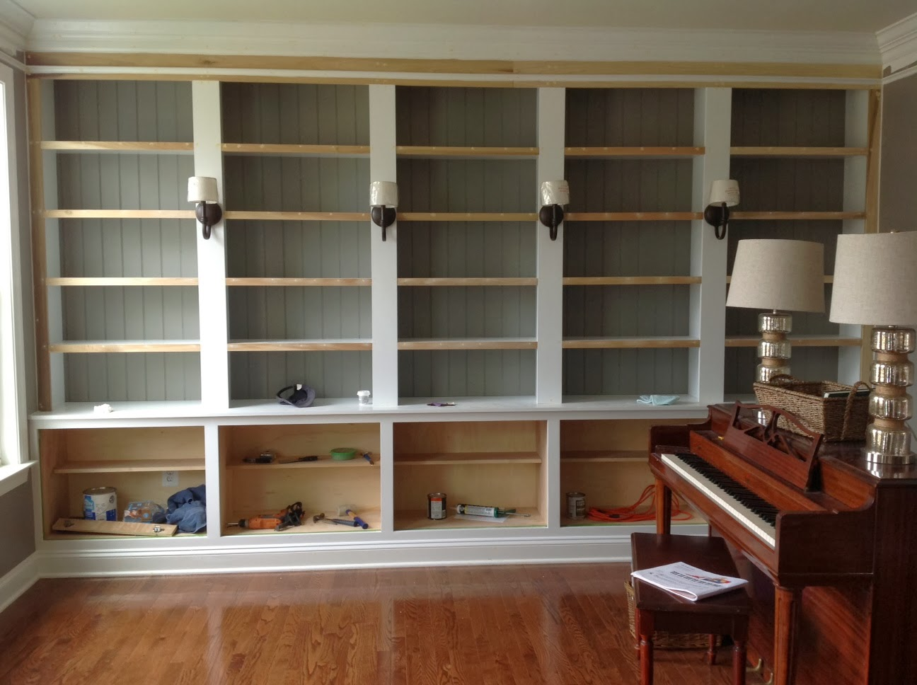 view floor classic bookcase family all build how to ceiling handyman a woodworking clsbkc