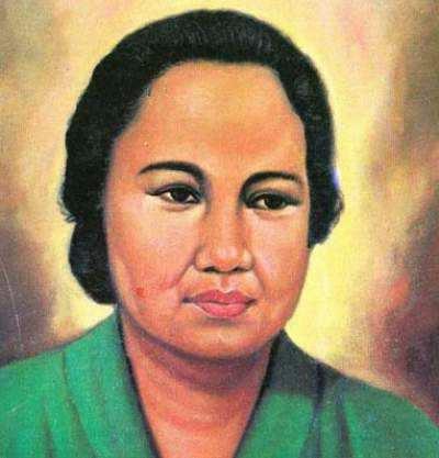 gambar pahlawan - Dewi Sartika