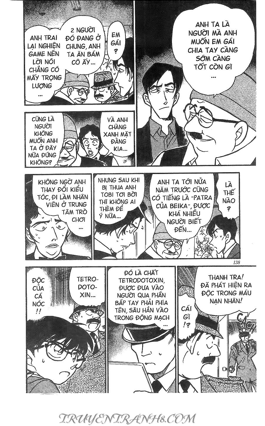 xem truyen moi - Conan Chap 271