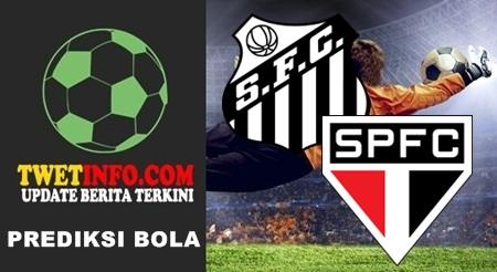 Prediksi Santos vs Sao Paulo