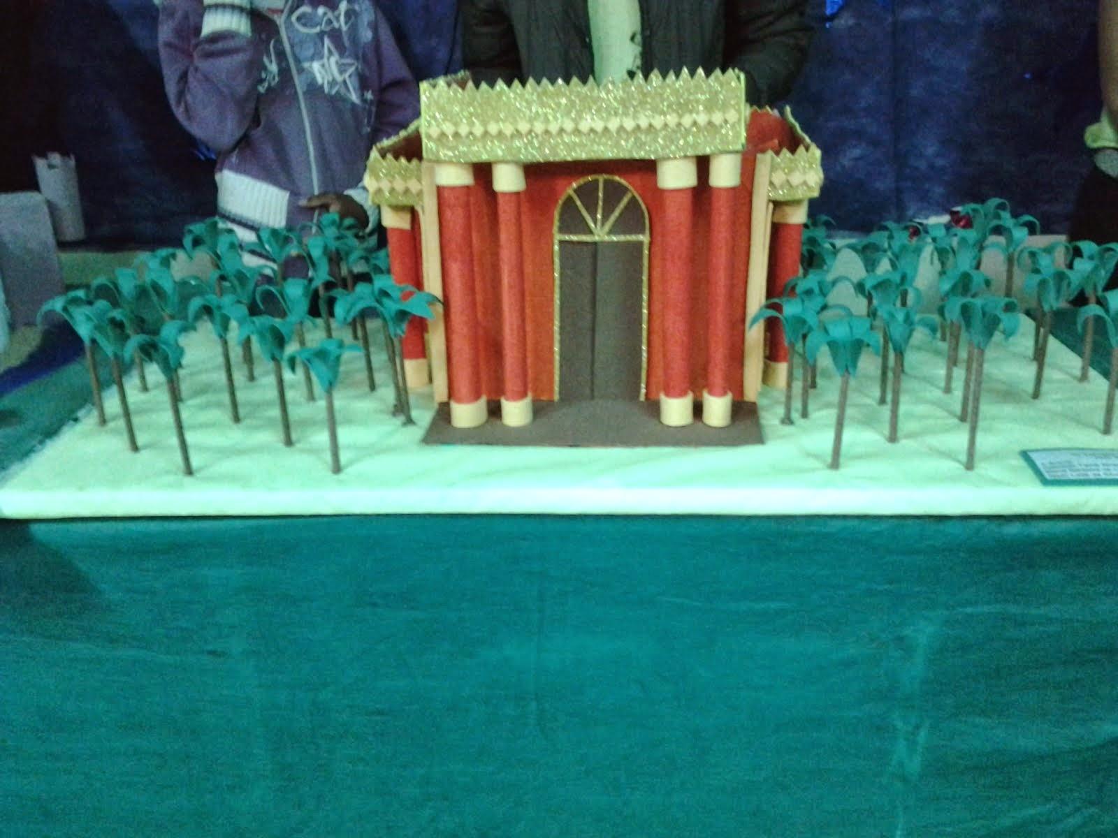 Templo de Salomão SALA DE HISTÓRIA