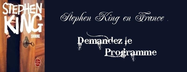 Vous prendrez bien un peu de Stephen King ?