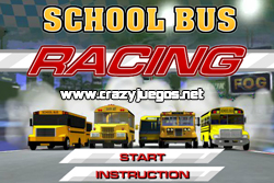 Jugar School Bus Racing