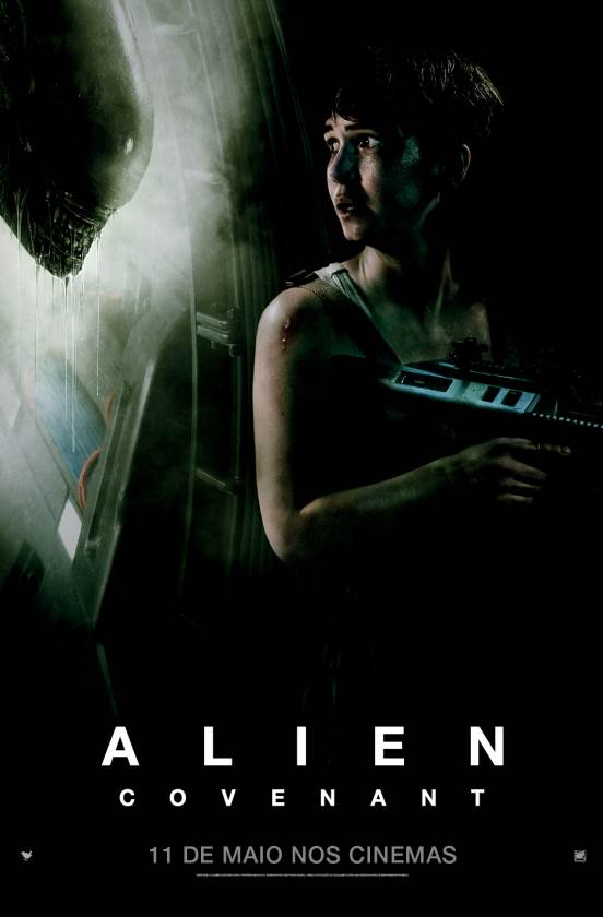 Alien: Covenant 4K Torrent – BluRay 2160p Dual Áudio