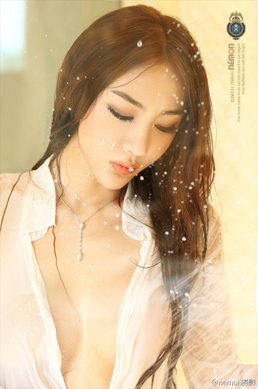 Chinese Model Jin Mei Xin