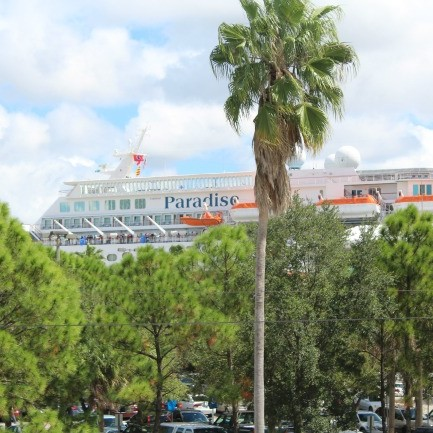 Carnival Paradise Passport To Discovery