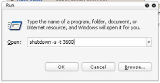 Cara Mudah Shutdown Komputer Otomatis