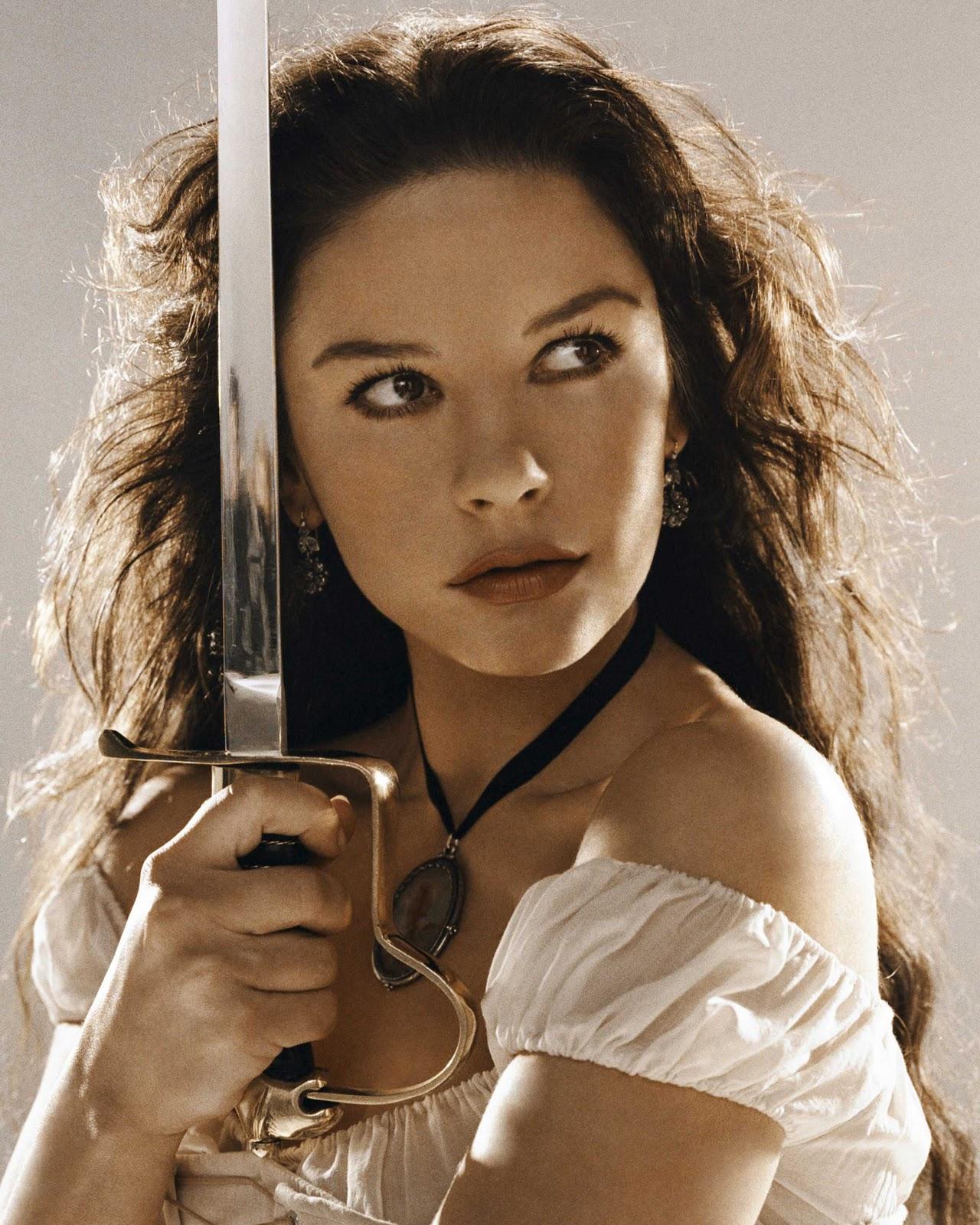 Celebrities, Movies and Games: Catherine Zeta-Jones - The ...