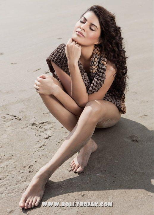 Jacqueline Fernandez hot pic from photoshoot -  Jacqueline Fernandez Photoshoot - Latest HOT Pics
