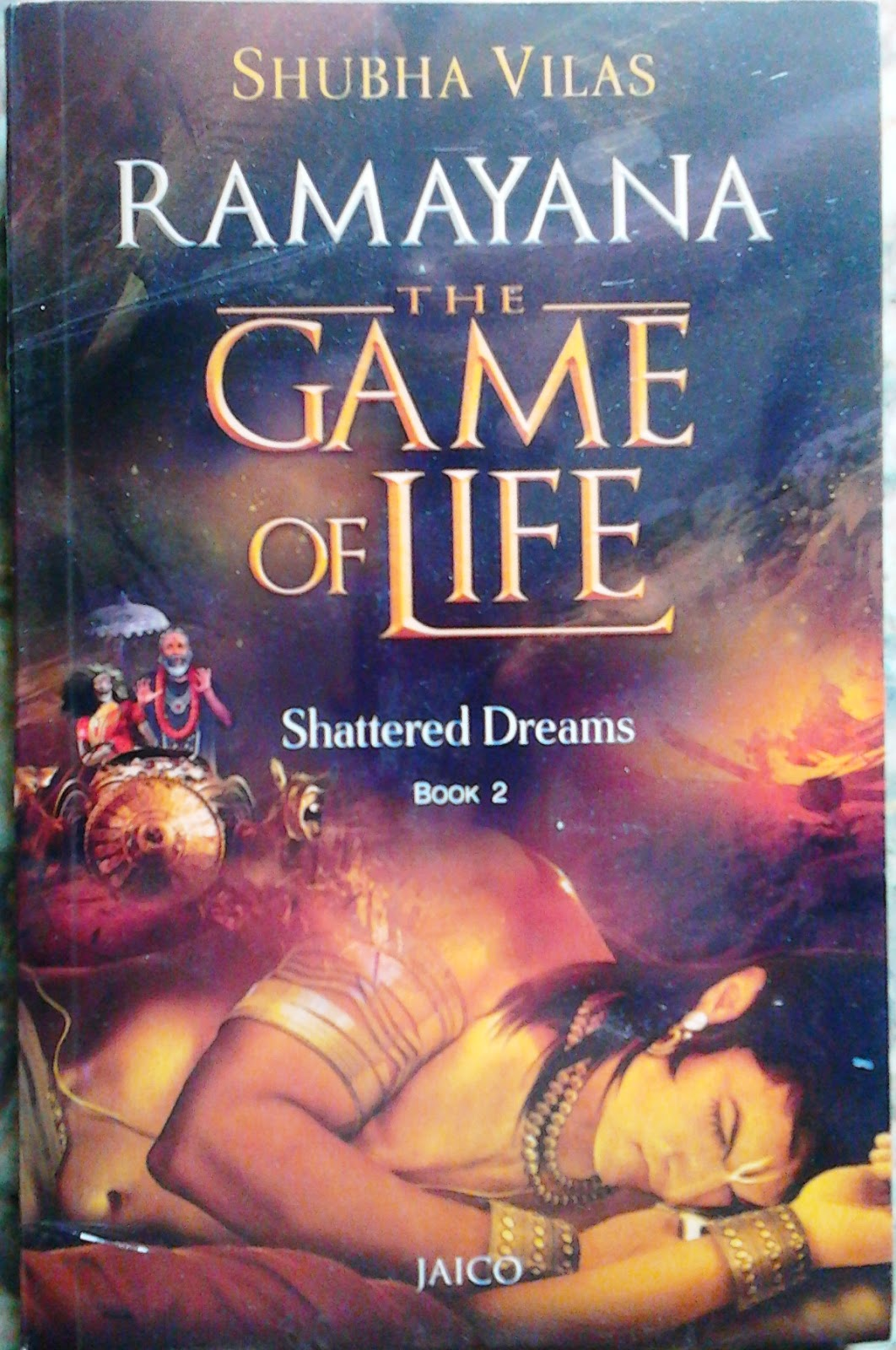Book Review: The Game of Life - Shattered Dreams