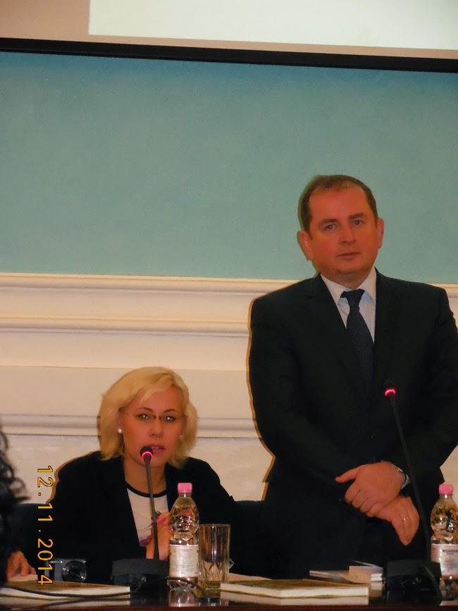 E.S. Marek Szczygiel, Ambasadorul Poloniei in Romania