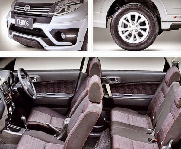 Edisi Mobil Daihatsu New Terios Terbaru 2015