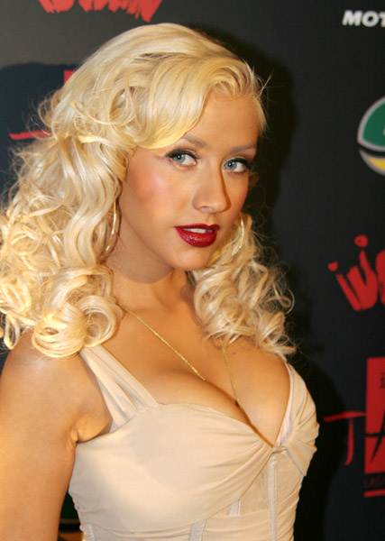 Christina Aguilera Galeria