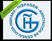 Miembro de Hispagen- Asociación de Genealogía Hispana