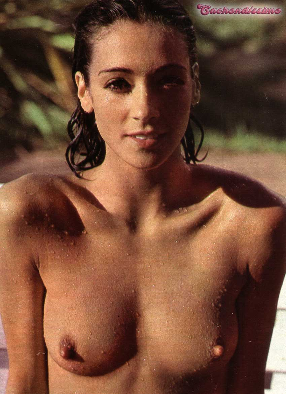 Nackt  Giannina Facio How old
