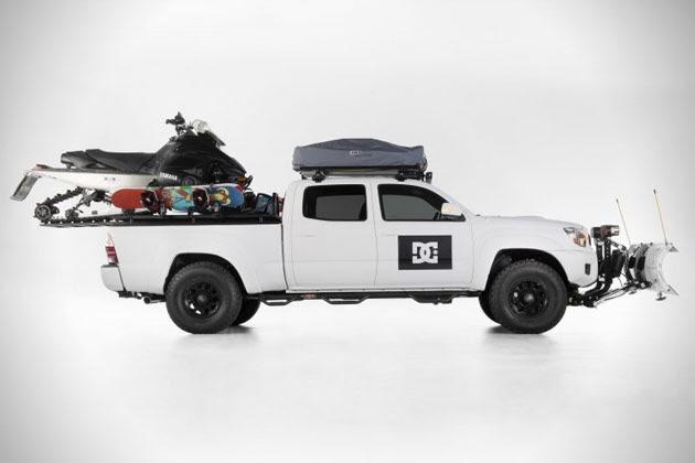 DC x Toyota Tacoma | DC x Toyota Tacoma Specs | DC x Toyota Tacoma Overview | DC x Toyota Tacoma price