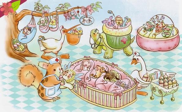 """""""Lapingouin : Raconte-moi quand j'étais né..."""" de Carole-Anne Boisseau, Galaxie Vujanic et Masami Mizusawa"""