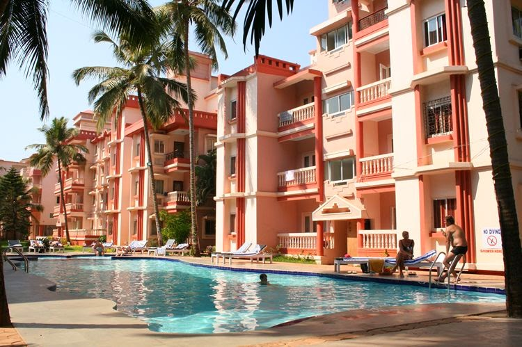 sun kissed resort goa