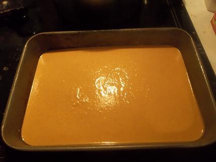 My Baking Adventures: Pumpkin Cheesecake Cobbler