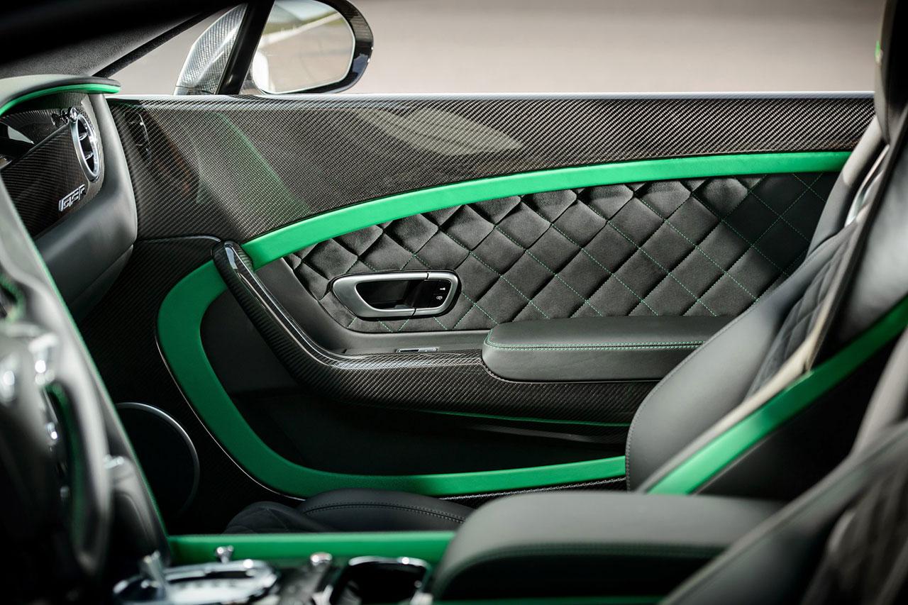 Bentley Continental GT3-R door