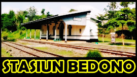 Stasiun Bedono : Silampukau Era Kolonial