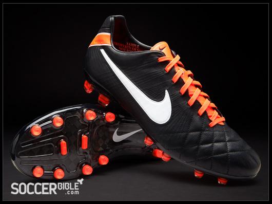 Nike Tiempo Legend Elite Gray Black Orange