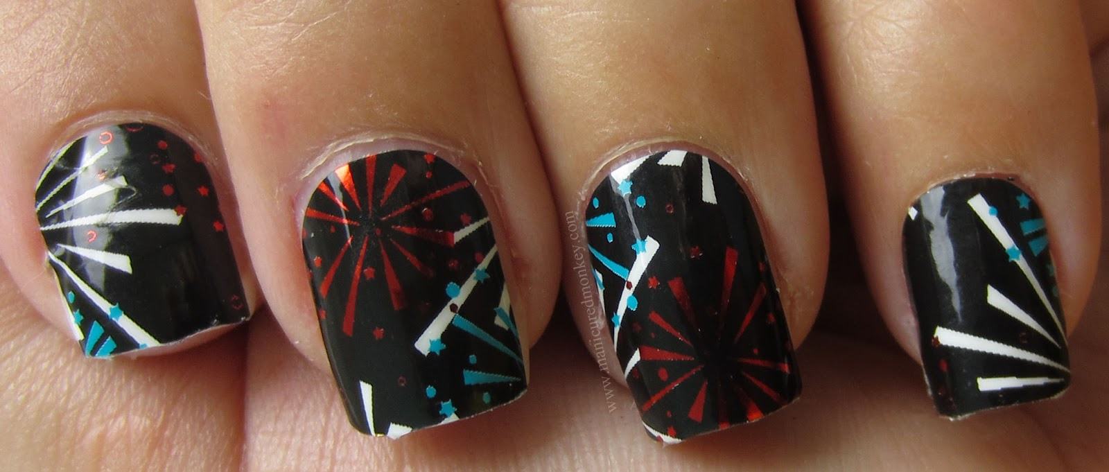 Manicured Guide: Jamberry Nails: Tutorial and Review