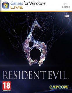 Resident Evil 6 pc free download game