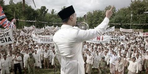 Indonesia butuh pemimpin yang berani