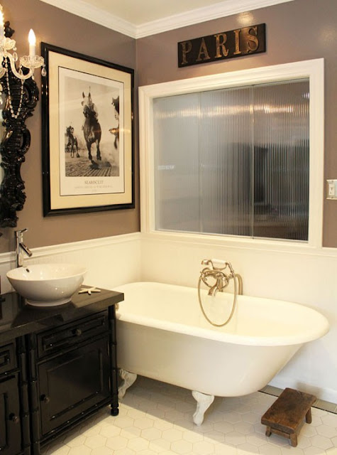 BLOG DE DECORAÇÃOPUXE A CADEIRA E SENTE!  Decoração de Banheiros (Seu Banhe -> Decoracao De Banheiros Com Artesanato