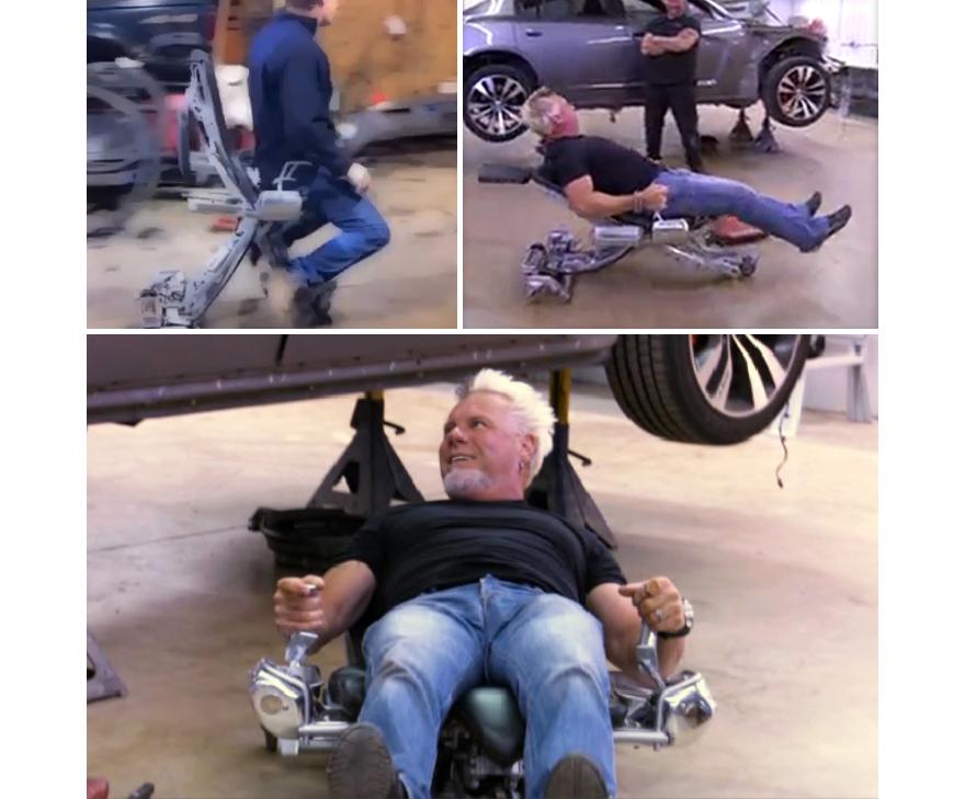 kursi serbagunan mekanik