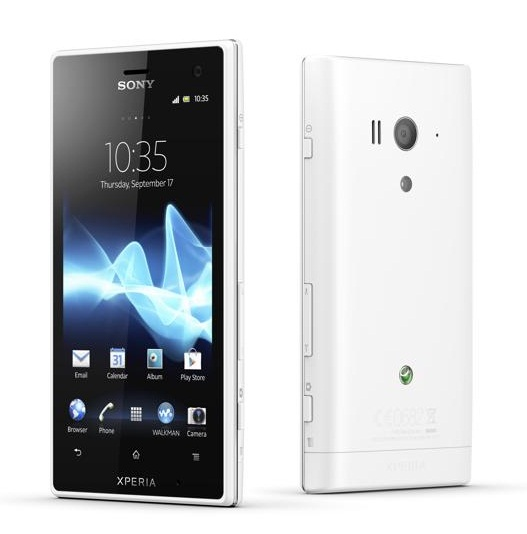 Sony kembali menambah jajaran smartphone terbarunya yakni Sony Perkenalkan Xperia Acro S dan Xperia Go: Ponsel Anti Air dan Anti Debu