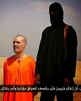 Isis Beheads A Us Journalist James Foley,threatens To Behead Another
