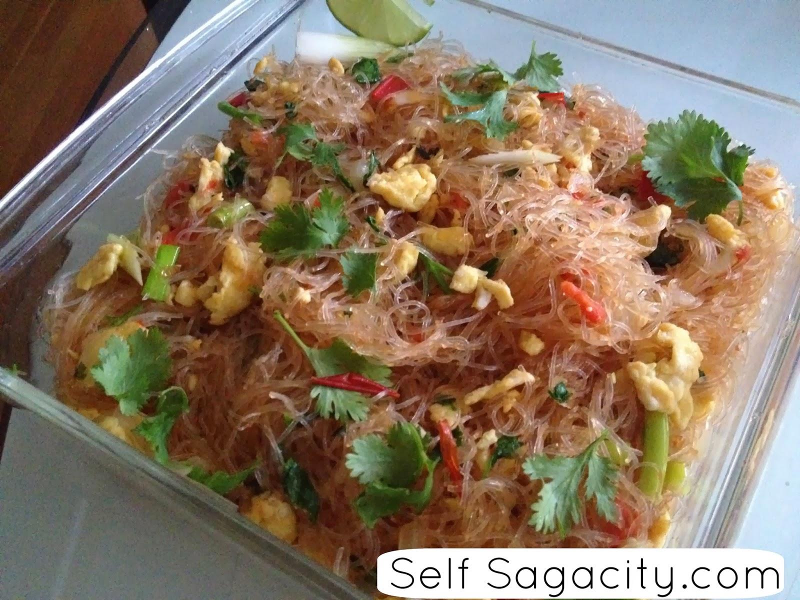 PadWoonSen MienXao Silver Noodles vegetarian