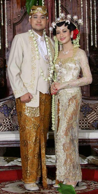Kebaya Dress Modern untuk Gaun Pernikahan